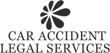 Car Accident Legal Services Logo
